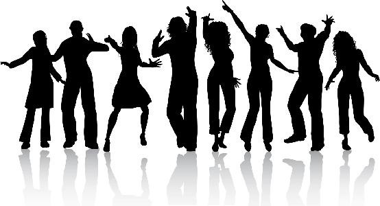 554 Silhouette_Dancing_People